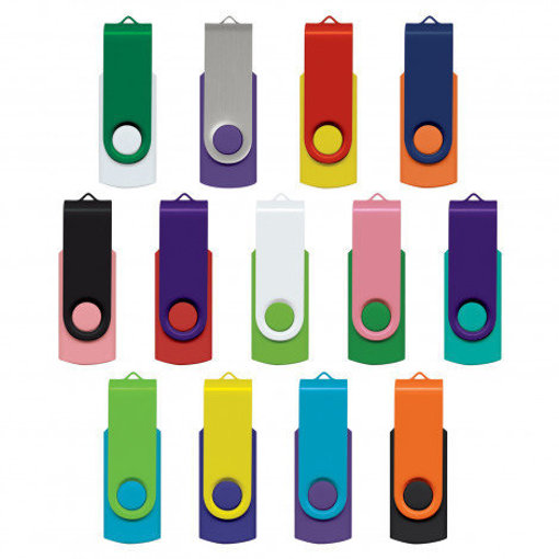 Picture of Helix 4GB Mix Match Flash Drive