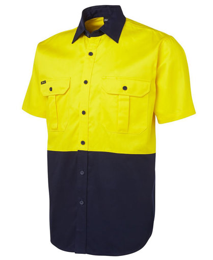 Picture of HI VIS S/S 190G SHIRT