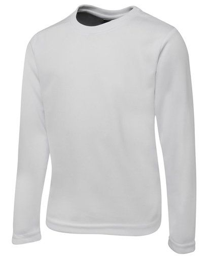 Picture of L/S POLY TEE KIDS & ADULTS