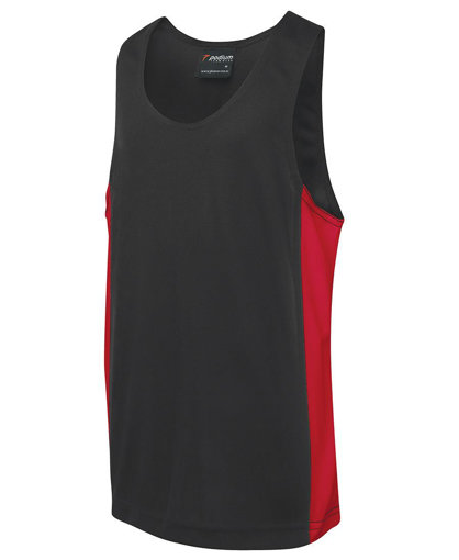 Picture of KIDS CONTRAST SINGLET