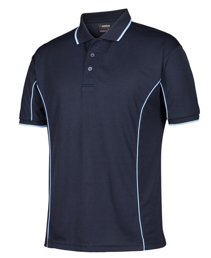 Picture of S/S PIPING POLO