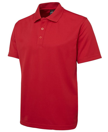 Picture of S/S POLY POLO