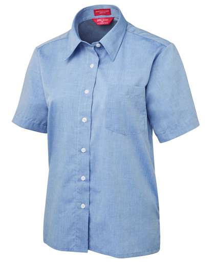 Picture of LADIES ORIGINAL S/S FINE CHAMBRAY SHIRT
