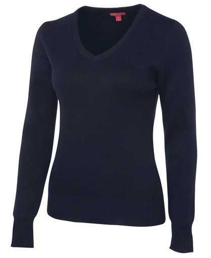 Picture of LADIES KNITTED JUMPER
