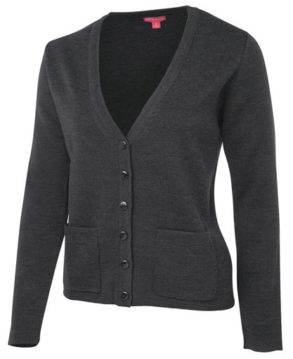 Picture of LADIES KNITTED CARDIGAN