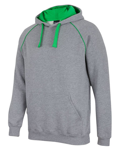 Picture of KIDS & ADULTS CONTRAST FLEECY HOODIE