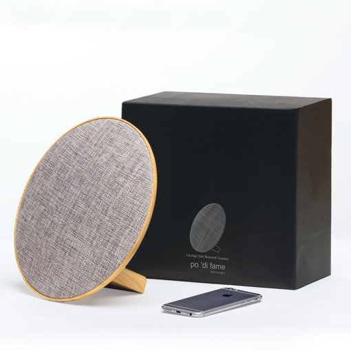 Picture of Lounge Disc Bluetooth Speaker