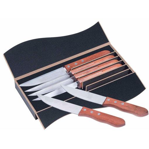 Picture of Steak Knife 6 pcs Set