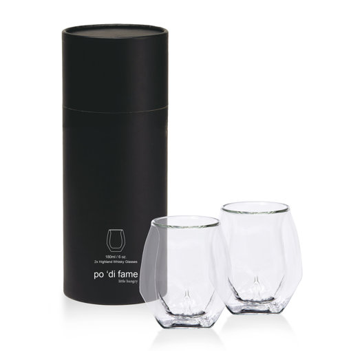 Picture of Highland Whisky Glass Set