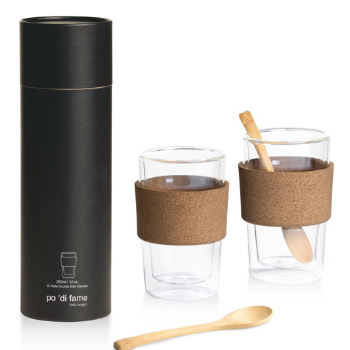 Picture of Kafe Double Walled Glass Set