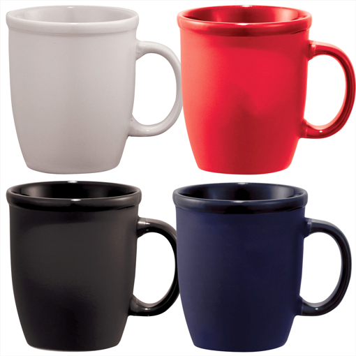 Picture of Cafe Au Lait Ceramic Mug
