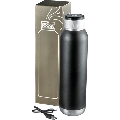Picture of Soundwave Copper Vacuum Audio Bottle 650ml